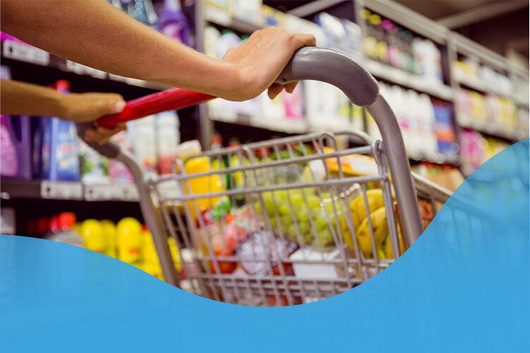 6 ideias criativas para vender produtos saudáveis em supermercado