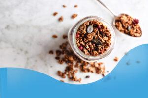 Granola conheça suas vantagens e principais beneficios