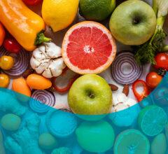 O segredo da alimentação saudável: frutas, legumes e verduras